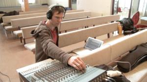 Mixing a Live Gospel Band