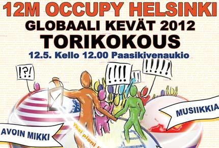 12M Occupy