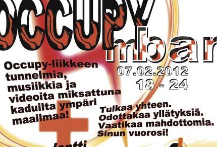 Occupy Mbar